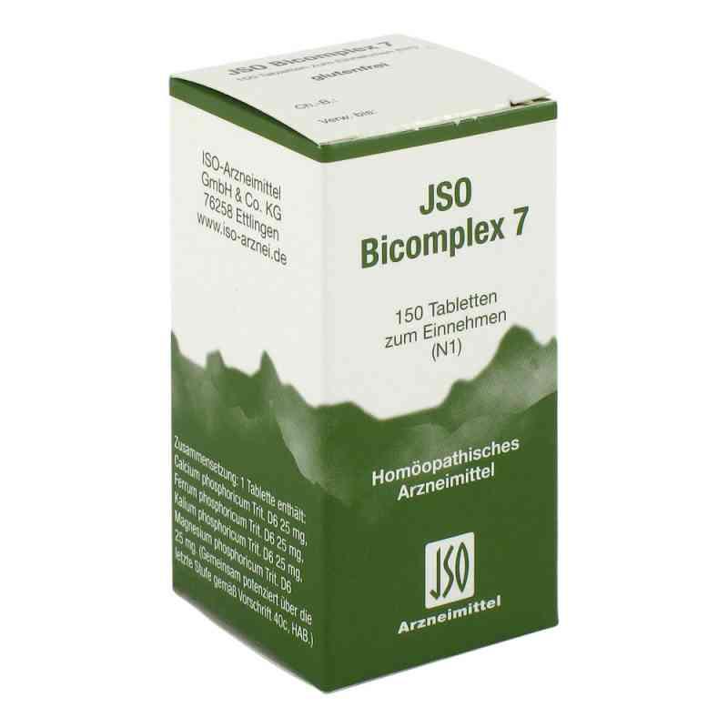 Jso Bicomplex Heilmittel Nummer  7  bei versandapo.de bestellen