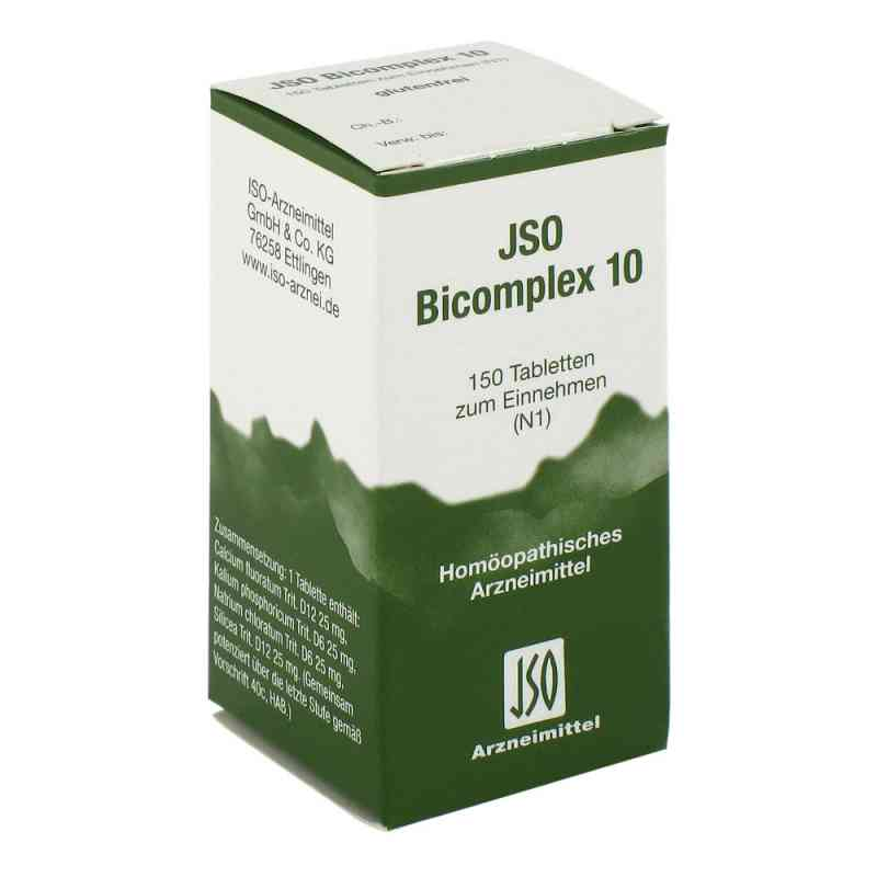 Jso Bicomplex Heilmittel Nummer  10  bei versandapo.de bestellen