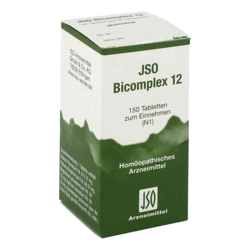Jso Bicomplex Heilmittel Nummer  12  bei versandapo.de bestellen
