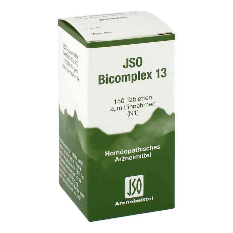 Jso Bicomplex Heilmittel Nummer  13  bei versandapo.de bestellen