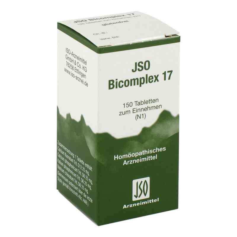 Jso Bicomplex Heilmittel Nummer  17  bei versandapo.de bestellen