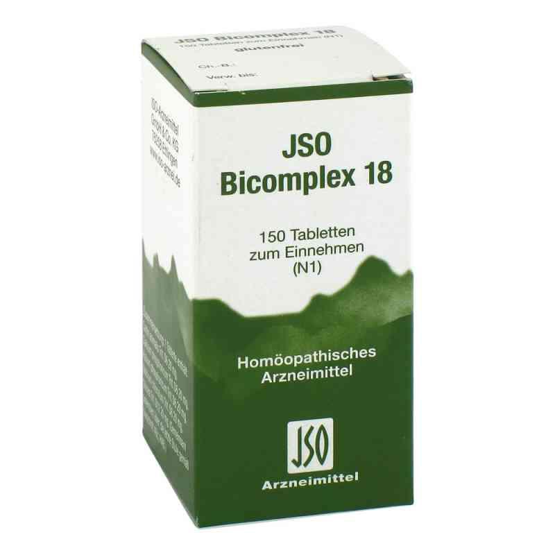 Jso Bicomplex Heilmittel Nummer  18  bei versandapo.de bestellen