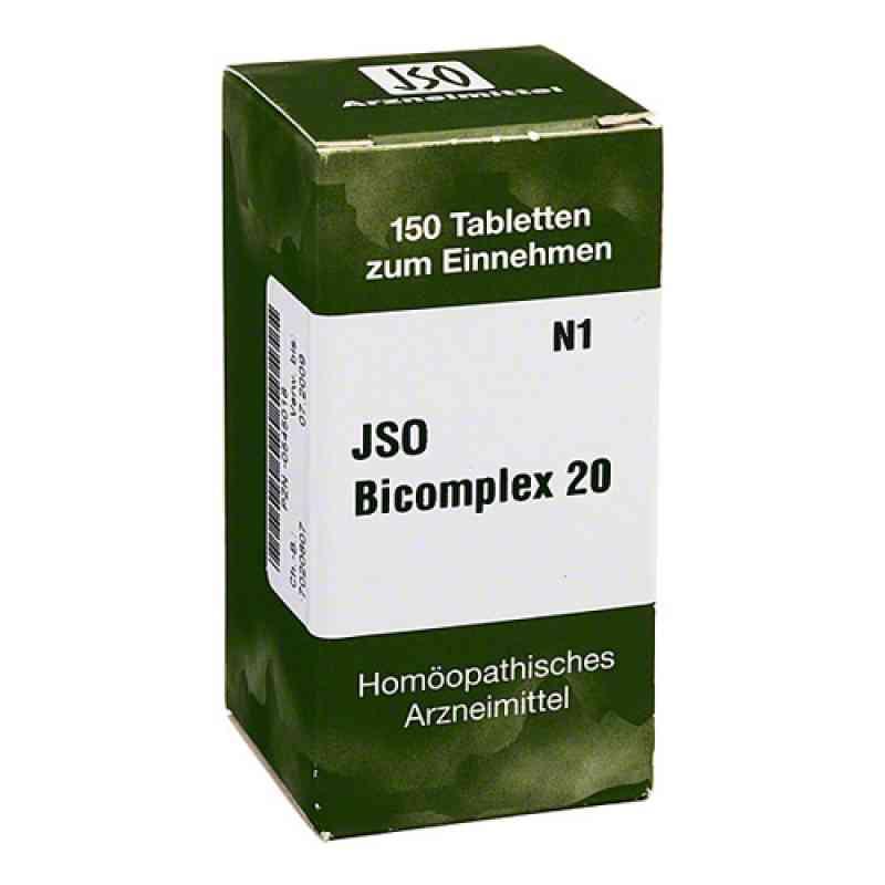 Jso Bicomplex Heilmittel Nummer  20  bei versandapo.de bestellen