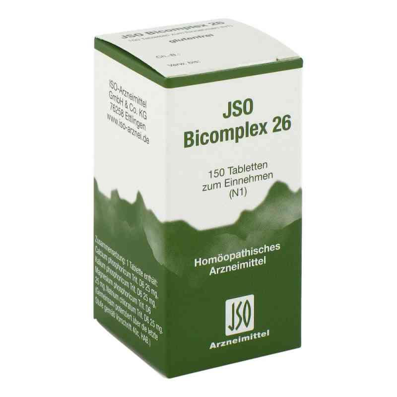 Jso Bicomplex Heilmittel Nummer  26  bei versandapo.de bestellen