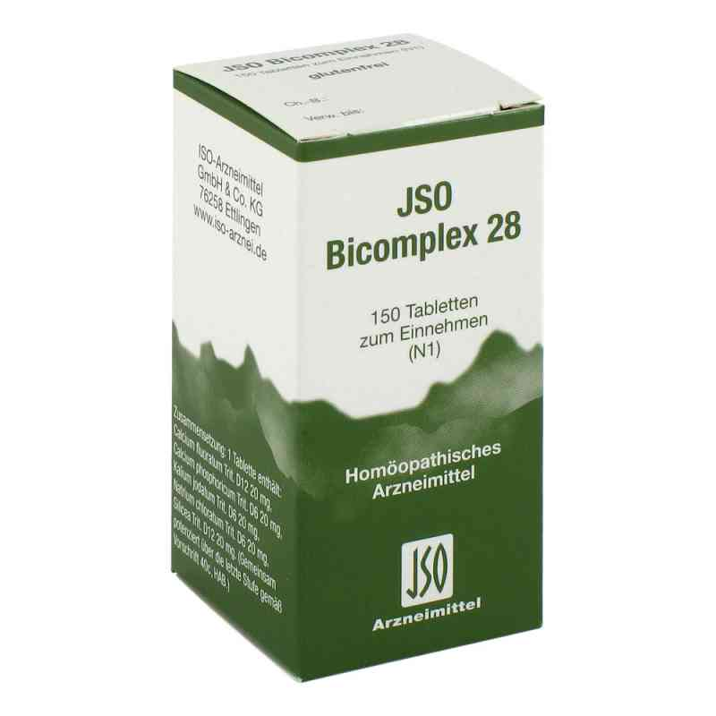 Jso Bicomplex Heilmittel Nummer  28  bei versandapo.de bestellen