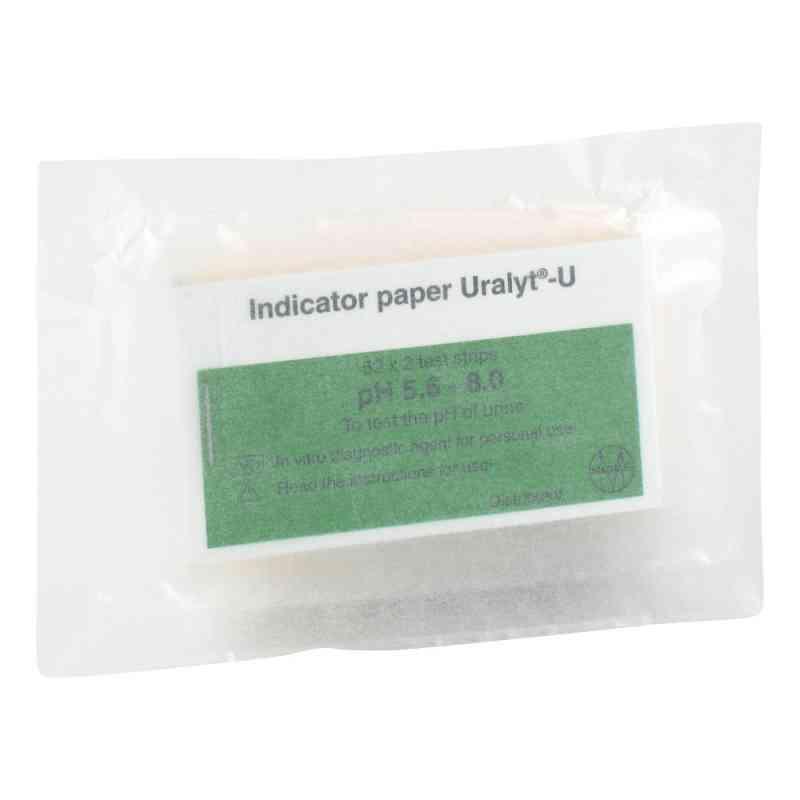 Uralyt U Indikatorpapier  bei versandapo.de bestellen