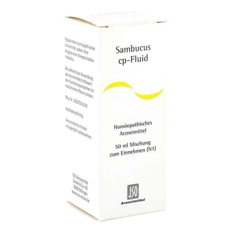 Sambucus Cp Fluid Lösung  bei versandapo.de bestellen