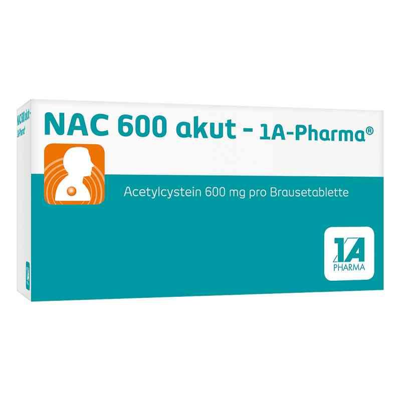 NAC 600 akut-1A Pharma  bei versandapo.de bestellen