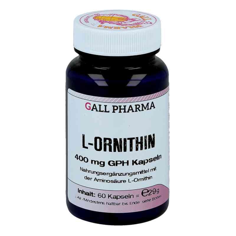 L-ornithin 400 mg Kapseln  bei versandapo.de bestellen