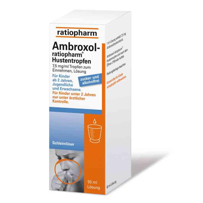 Ambroxol-ratiopharm Hustentropfen  bei versandapo.de bestellen