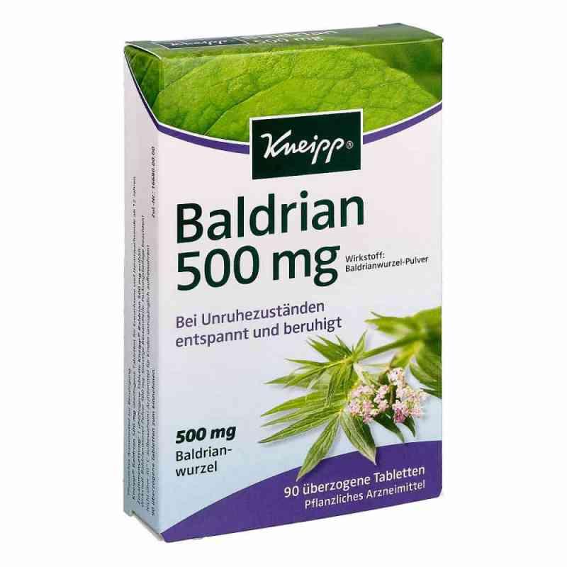 Kneipp Baldrian 500mg  bei versandapo.de bestellen