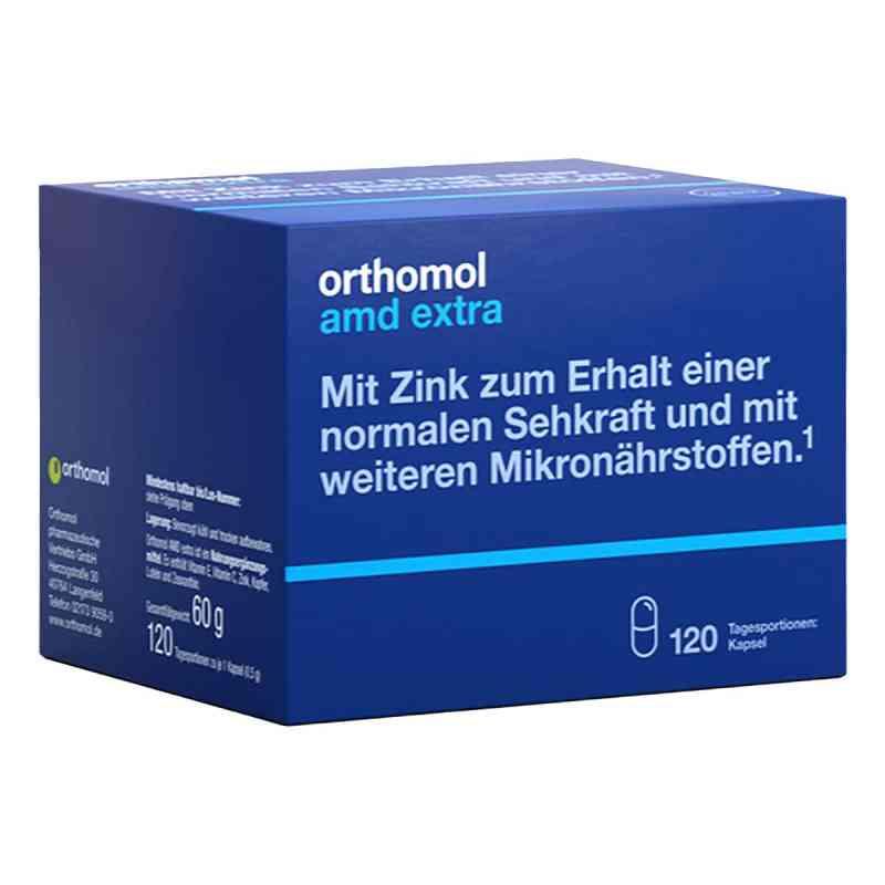 Orthomol Amd extra Kapseln  bei versandapo.de bestellen