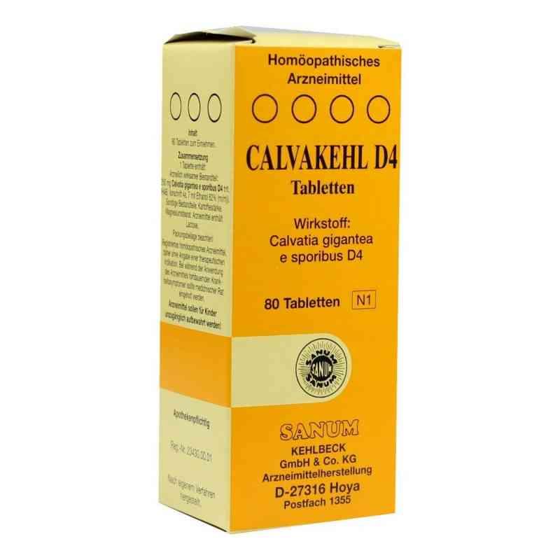 Calvakehl D 4 Tabletten  bei versandapo.de bestellen