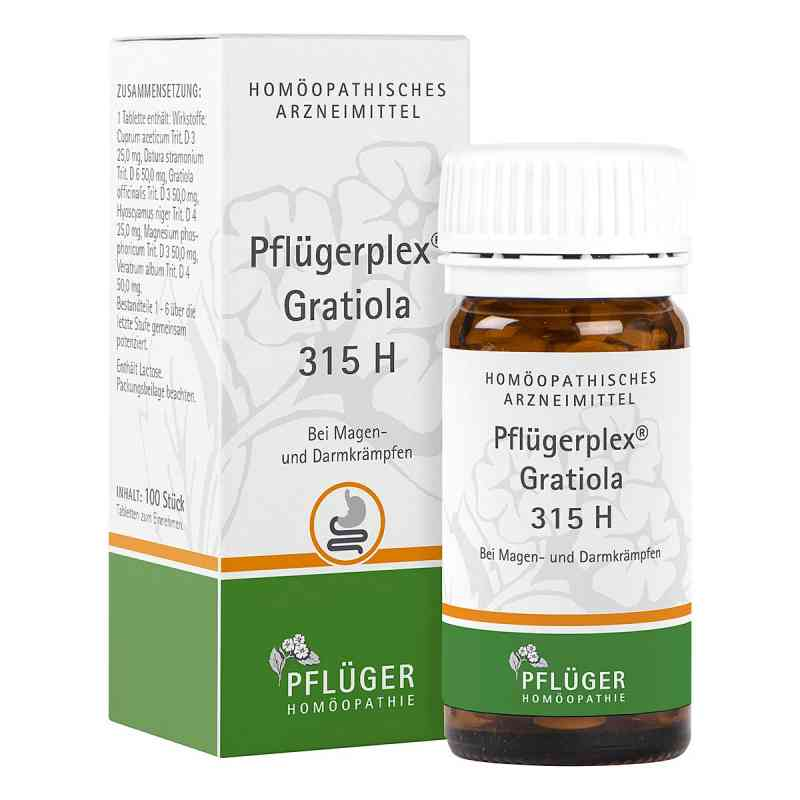 Pflügerplex Gratiola 315 H Tabletten  bei versandapo.de bestellen