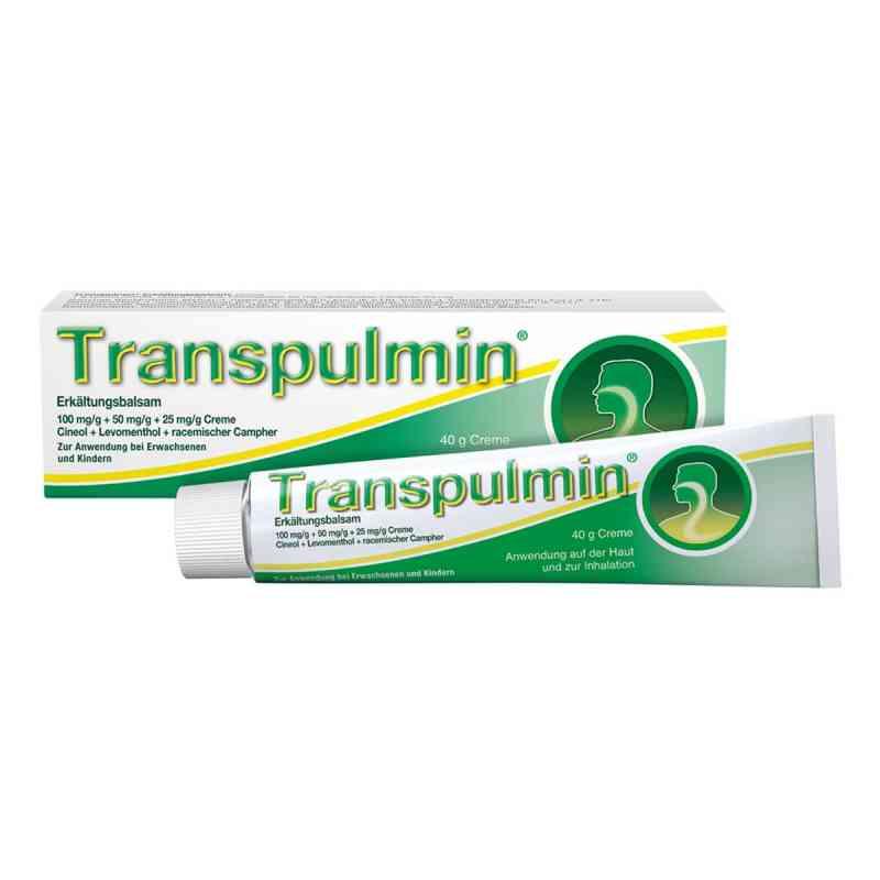 Transpulmin Erkältungsbalsam  bei versandapo.de bestellen