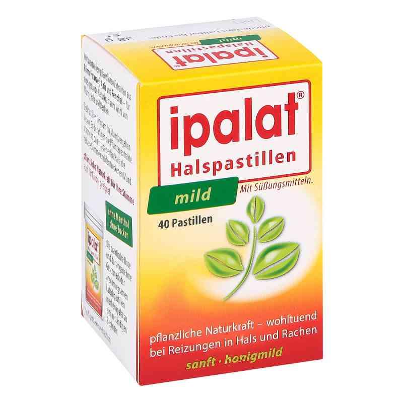 Ipalat Halspastillen mild  bei versandapo.de bestellen