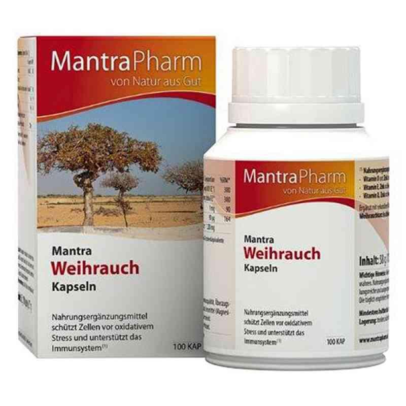 Mantra Weihrauch Kapseln Vitamin E Zink und Selen  bei versandapo.de bestellen