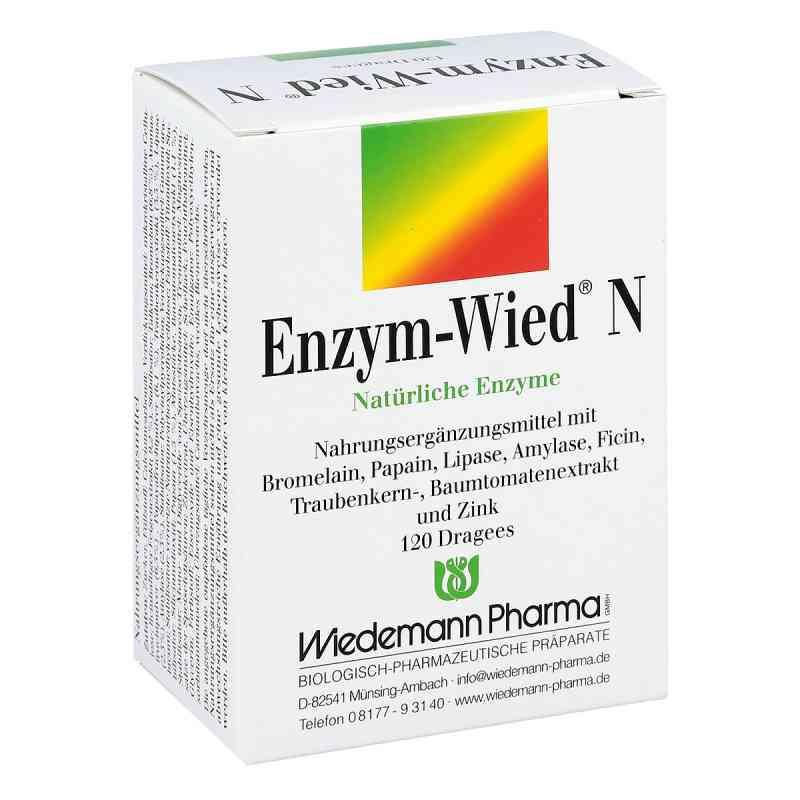 Enzym Wied N Dragees  bei versandapo.de bestellen