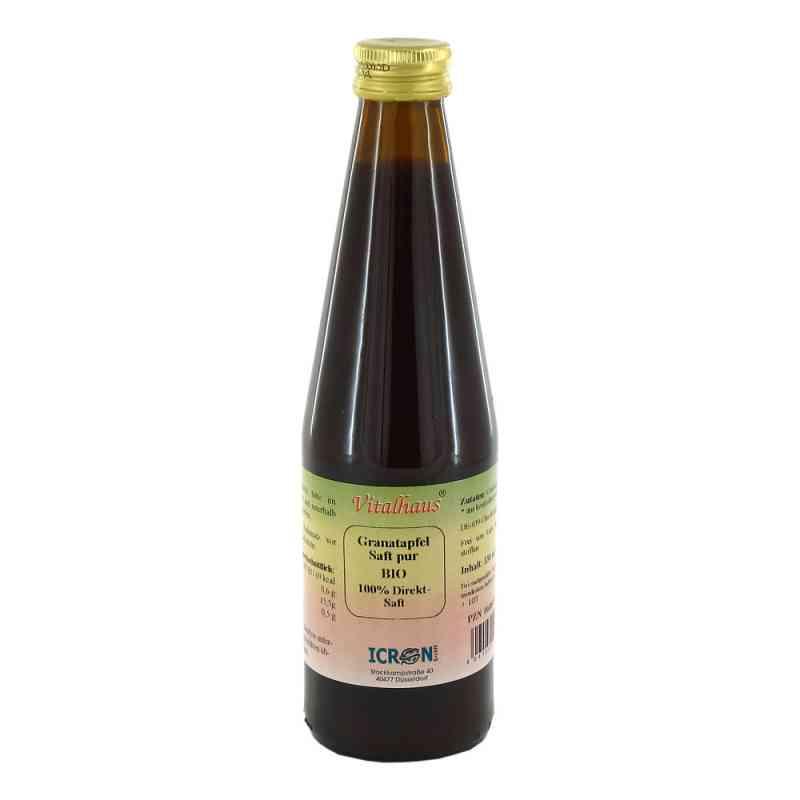 Granatapfel Saft pur bio Vitalhaus  bei versandapo.de bestellen