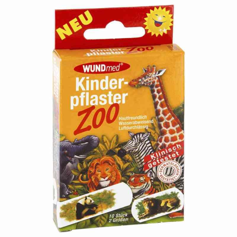 Kinderpflaster Zoo 2 Grössen  bei versandapo.de bestellen