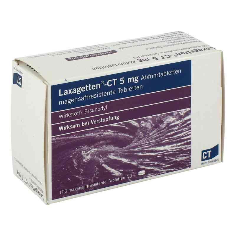Laxagetten-CT 5mg Abführtabletten  bei versandapo.de bestellen