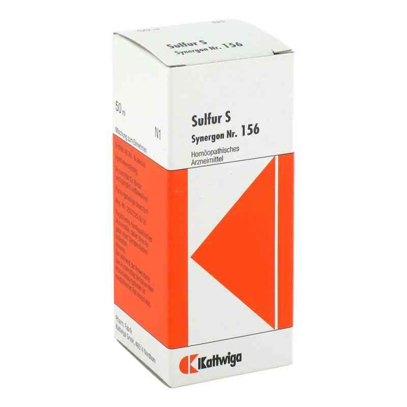 Synergon 156 Sulfur S Tropfen  bei versandapo.de bestellen