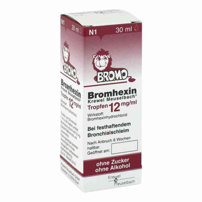 Bromhexin Krewel Meuselbach 12mg/ml  bei versandapo.de bestellen