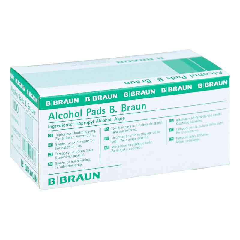 Alcohol Pads B.braun Tupfer  bei versandapo.de bestellen