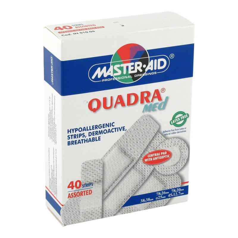 Quadra Med Pflaster 5 Formate Master Aid  bei versandapo.de bestellen