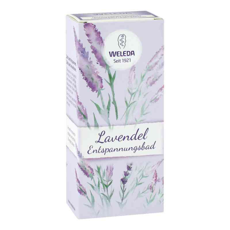 Weleda Lavendel Entspannungsbad  bei versandapo.de bestellen