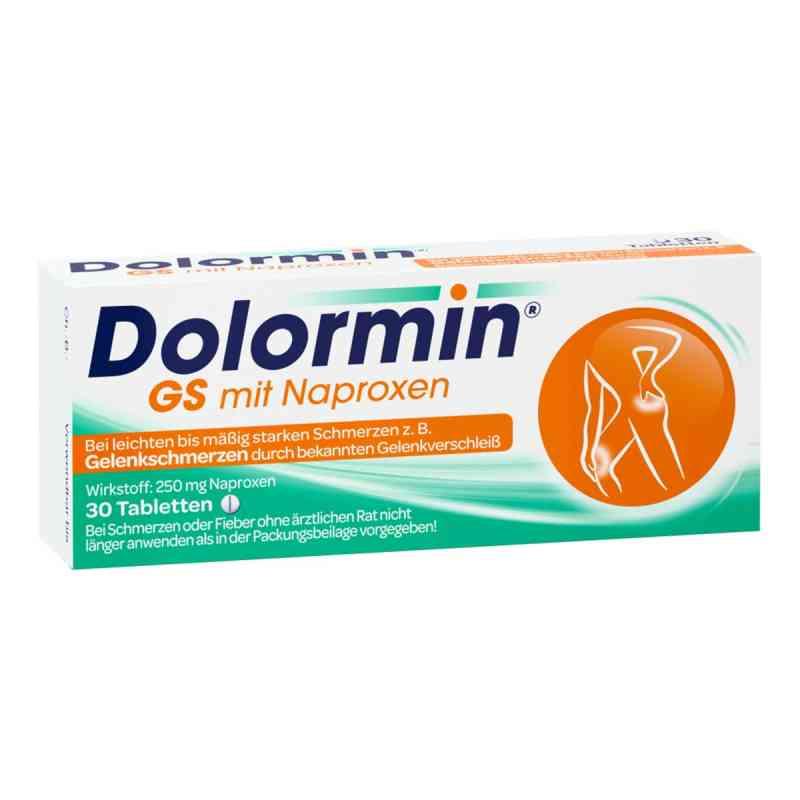 Dolormin GS mit Naproxen  bei versandapo.de bestellen