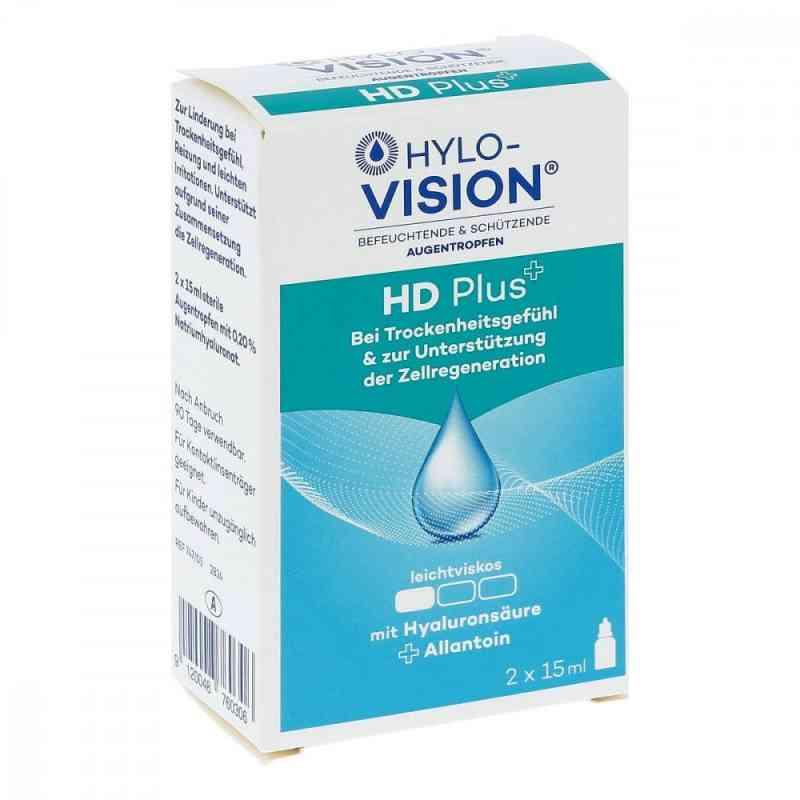 Hylo-vision Hd Plus Augentropfen  bei versandapo.de bestellen