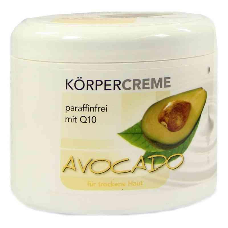 Avocado Körpercreme Q10  bei versandapo.de bestellen
