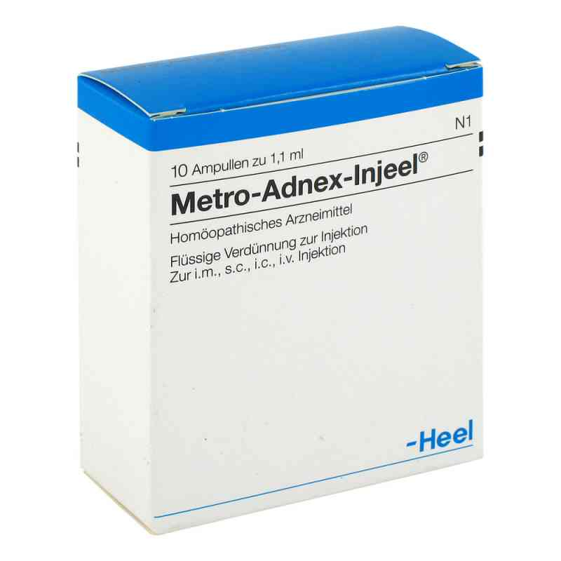 Metro Adnex Injeel Ampullen  bei versandapo.de bestellen