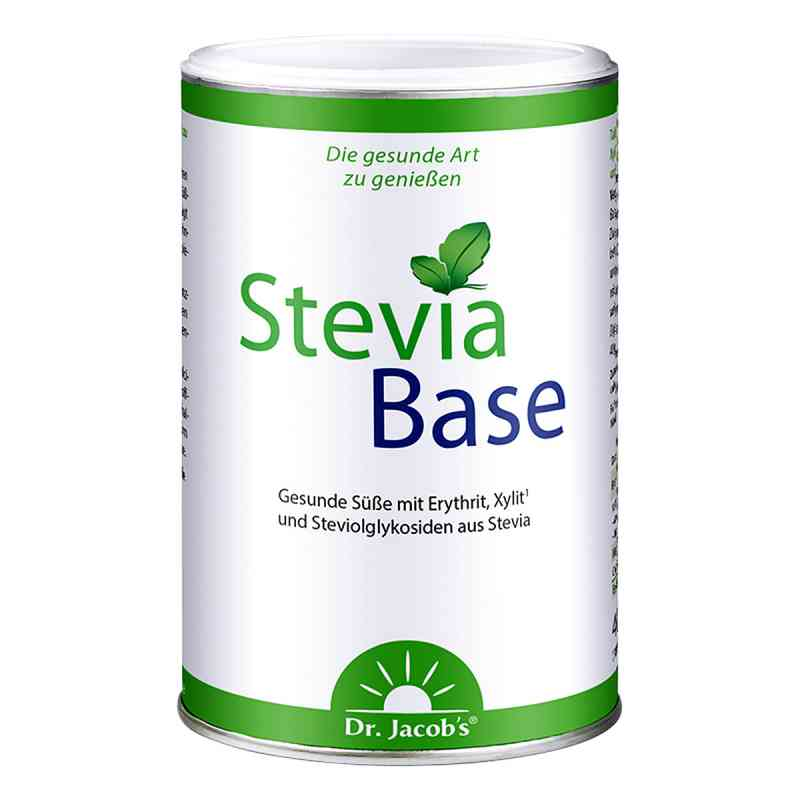 Steviabase Doktor jacob's Pulver  bei versandapo.de bestellen