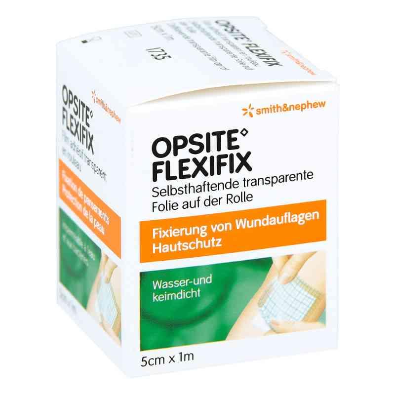 Opsite Flexifix Pu Folie 5 cmx1 m unsteril Rolle  bei versandapo.de bestellen