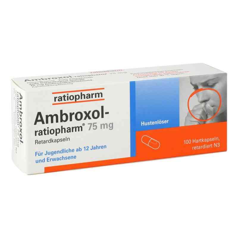 Ambroxol-ratiopharm 75mg Hustenlöser  bei versandapo.de bestellen