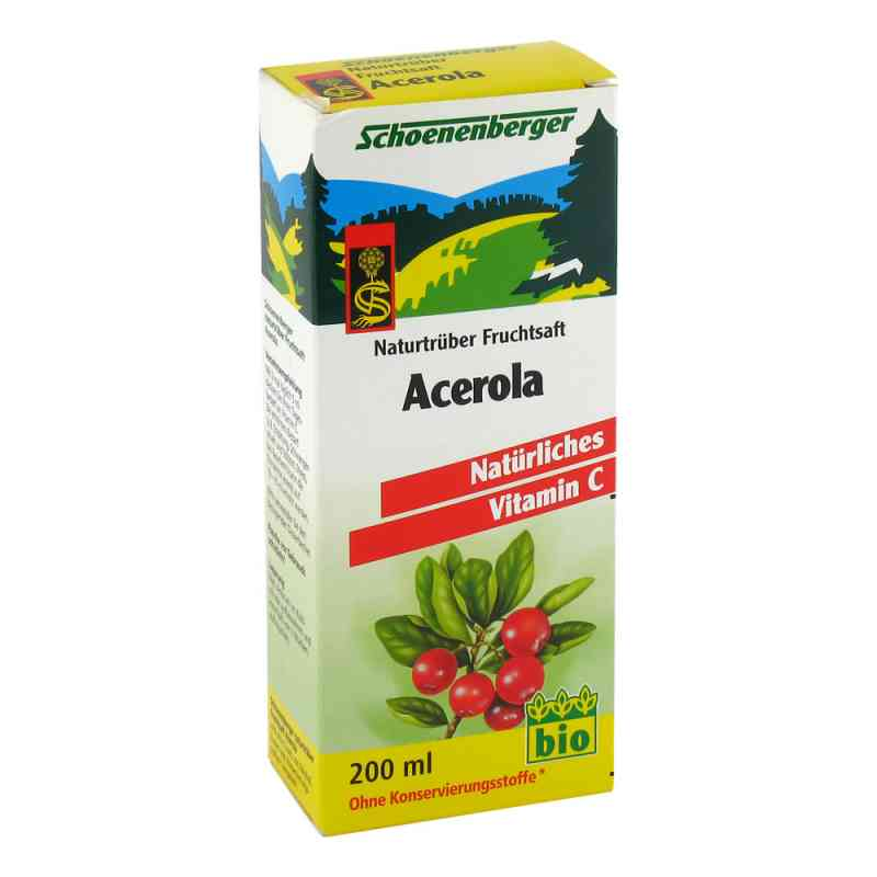 Acerola Saft Schoenenberger  bei versandapo.de bestellen