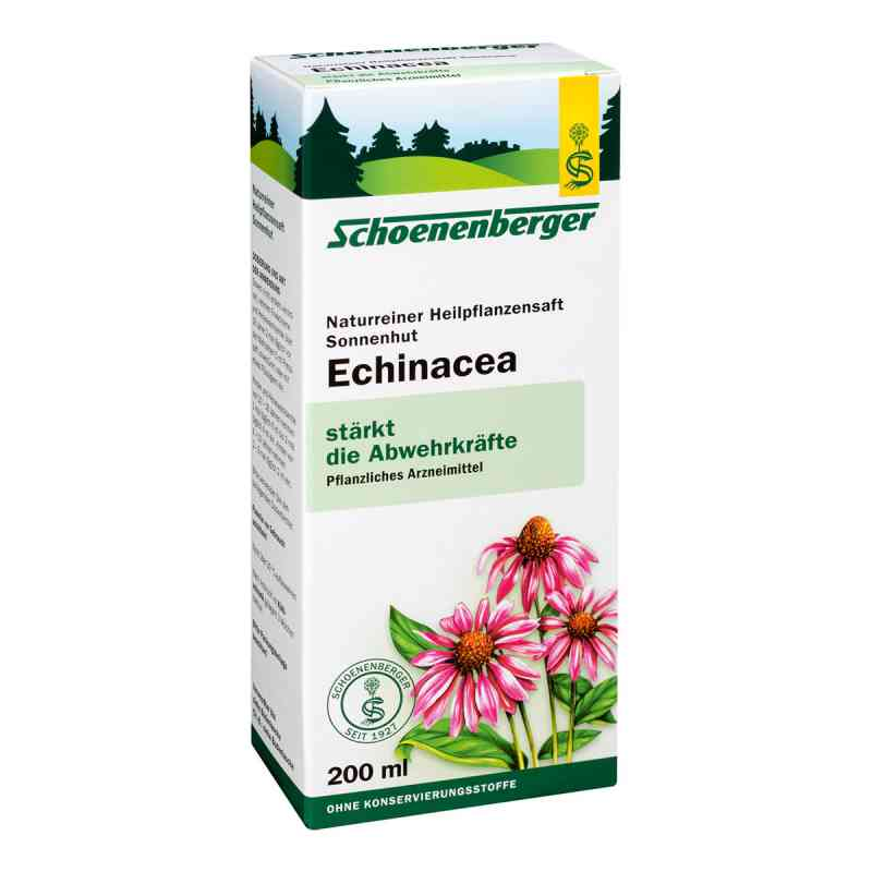 Echinaceasaft Schoenenberger  bei versandapo.de bestellen