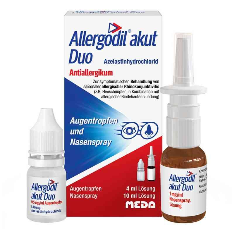 Allergodil akut Duo  bei versandapo.de bestellen