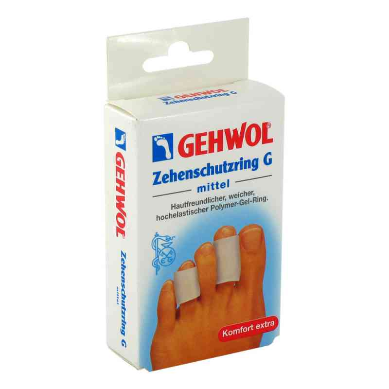 Gehwol Polymer Gel Zehenschutzring G mittel  bei versandapo.de bestellen