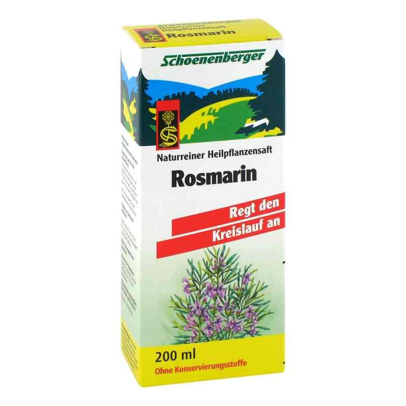 Rosmarin Saft Schoenenberger Heilpflanzensäfte  bei versandapo.de bestellen