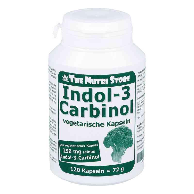 Indol 3 Carbinol 250 mg Vegitarische Kapseln  bei versandapo.de bestellen