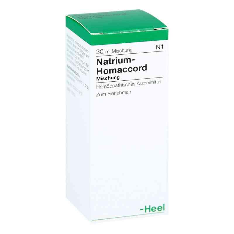Natrium Homaccord Tropfen  bei versandapo.de bestellen