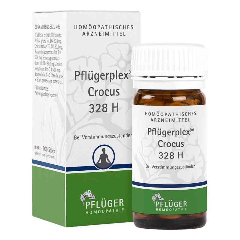 Pflügerplex Crocus 328 H Tabletten  bei versandapo.de bestellen