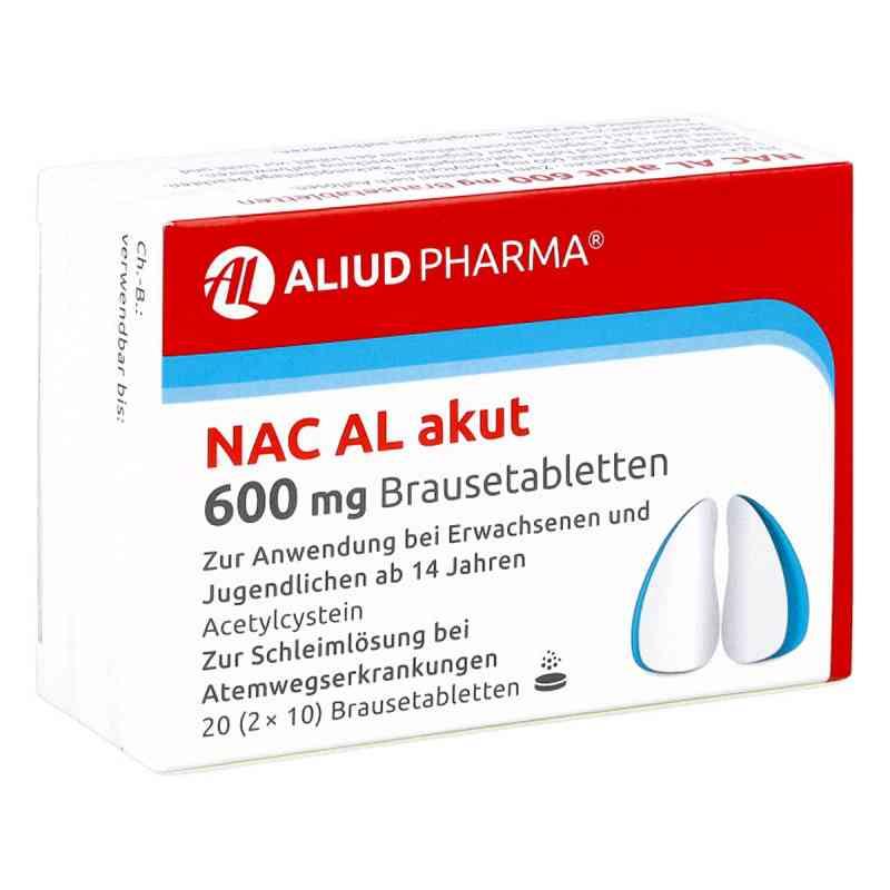 NAC AL akut 600mg  bei versandapo.de bestellen