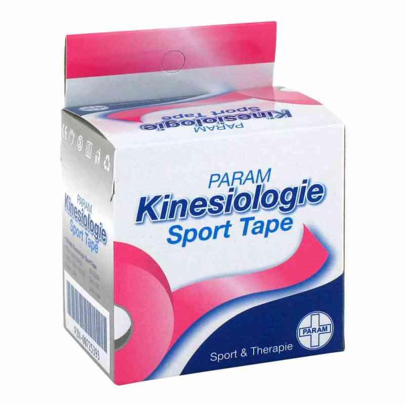 Kinesiologie Sport Tape 5 cmx5 m pink  bei versandapo.de bestellen