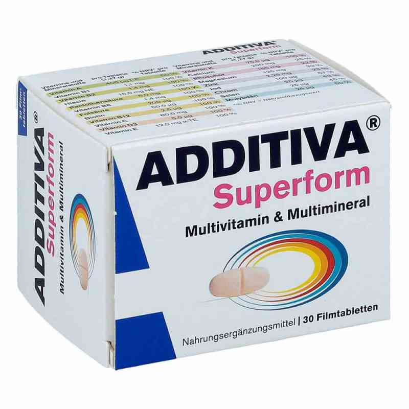 Additiva Superform Filmtabletten  bei versandapo.de bestellen