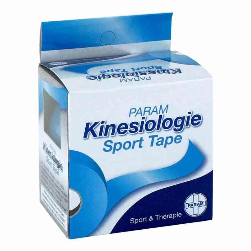Kinesiologie Sport Tape 5 cmx5 m blau  bei versandapo.de bestellen