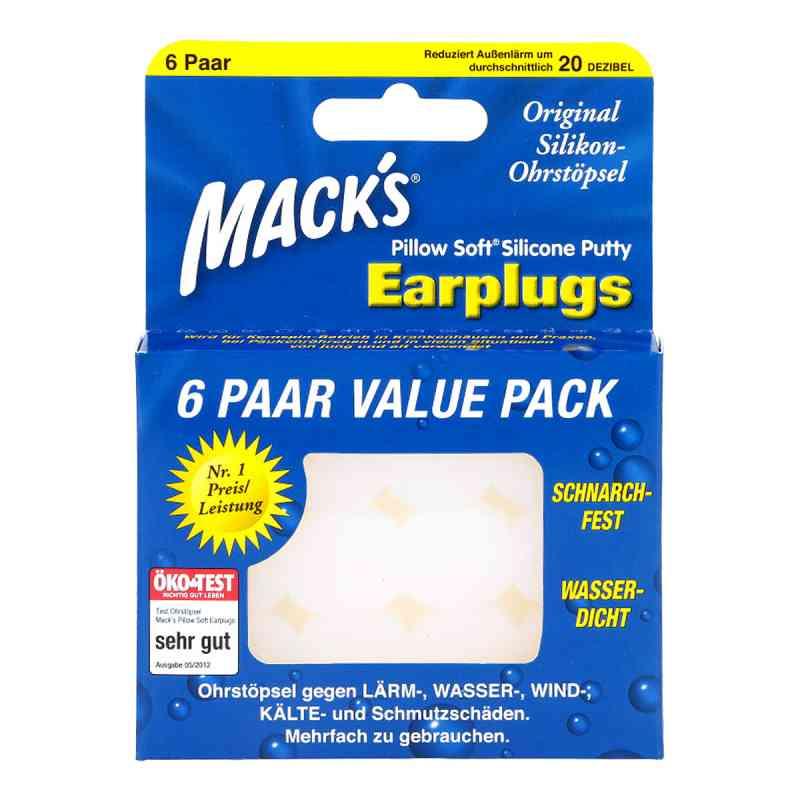 Macks Earpluggs  bei versandapo.de bestellen